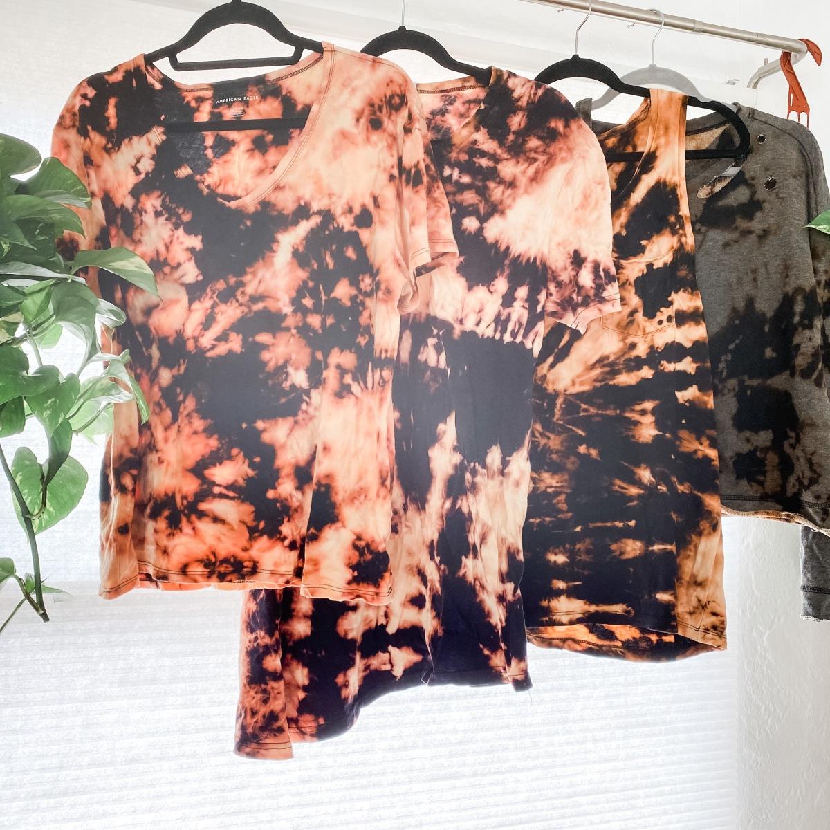 DIY – BleachTie-Dye
